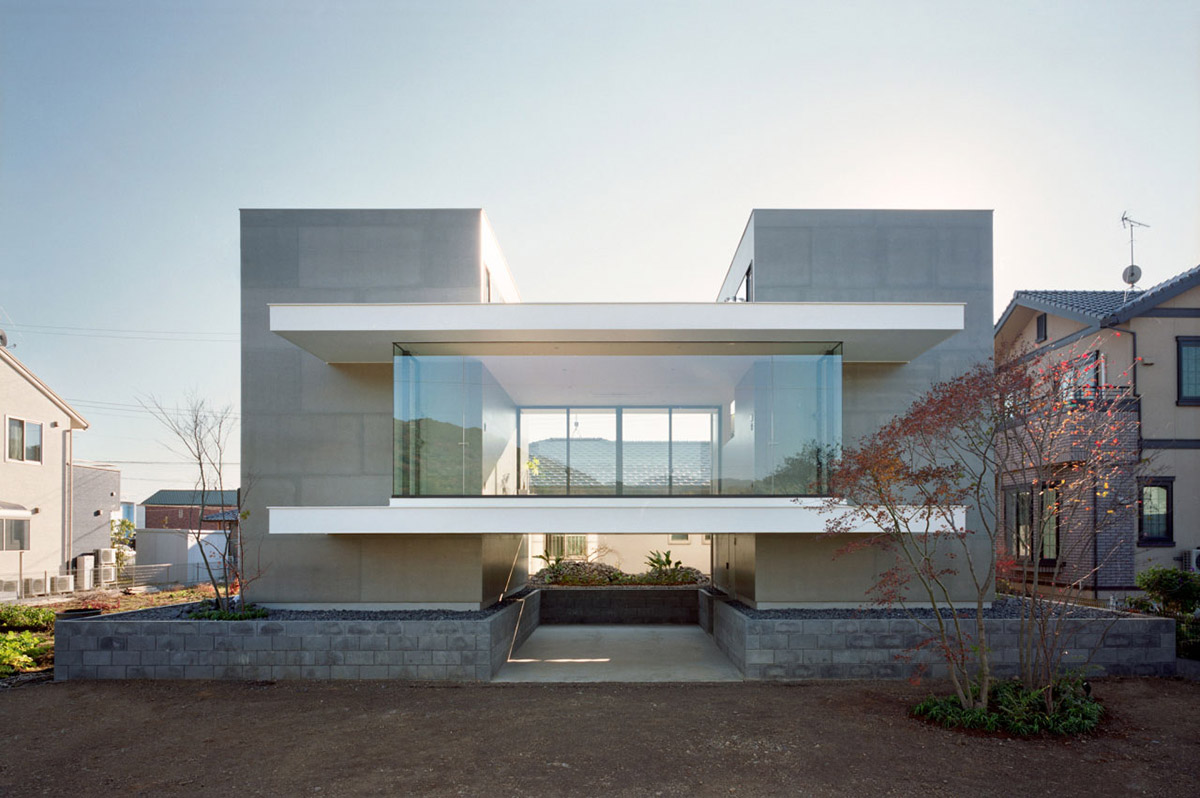 Outotunoie Fujieda, Japan by mA-style Architects