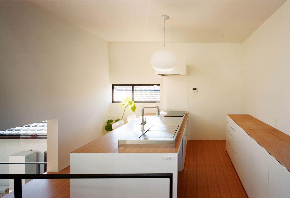 Kitchen, Outotunoie Fujieda, Japan by mA-style Architects
