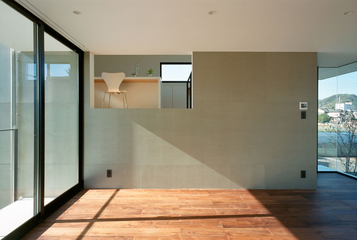 Living Space, Kitchen, Outotunoie Fujieda, Japan by mA-style Architects