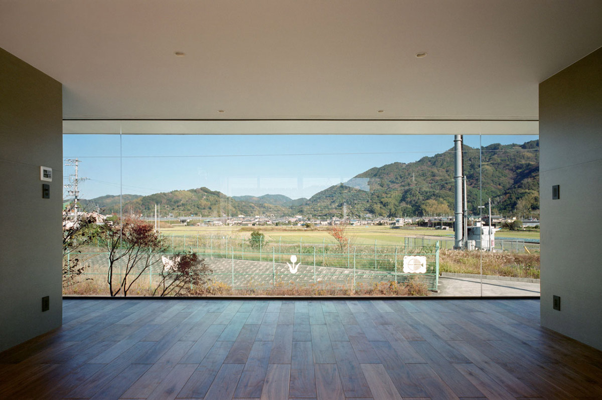Living Space, Views, Outotunoie Fujieda, Japan by mA-style Architects
