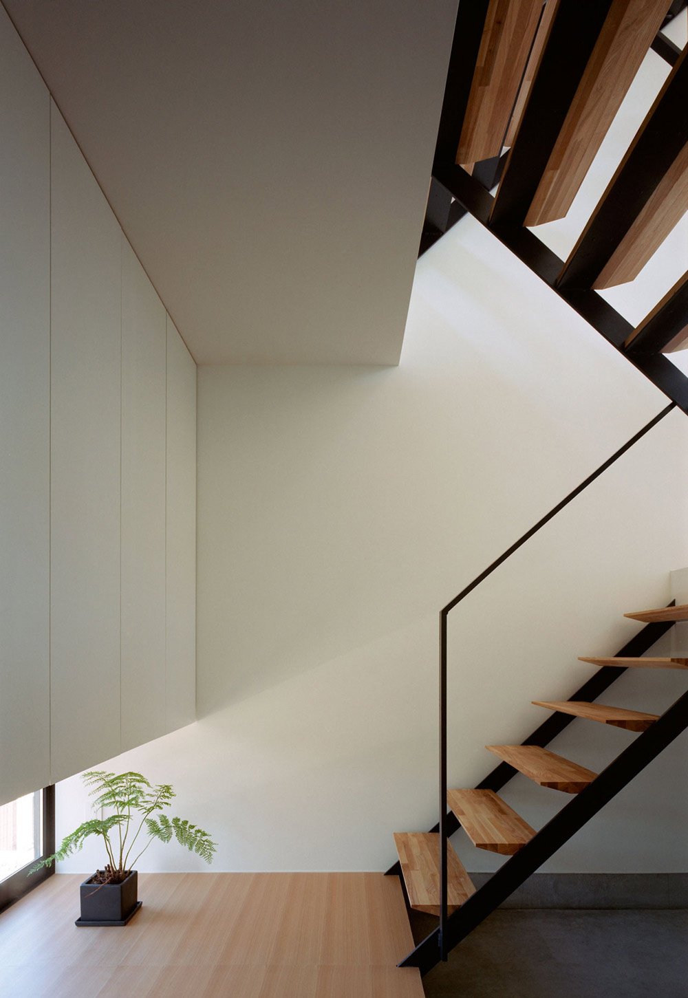 Stairs, Outotunoie Fujieda, Japan by mA-style Architects