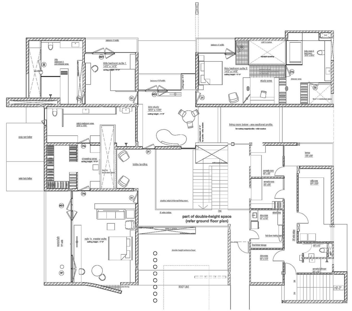18205 moreover Circular Apartment Plans moreover Small Home Office Design Ideas With Pos as well 4 Bedroom L Shaped House Plans likewise Big Beautiful Mansions With Pools. on furniture bedroom with floor plans