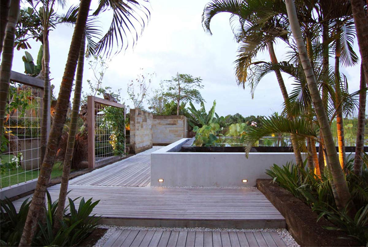 Decking, Tantangan Villa in Bali by Word of Mouth Architecture