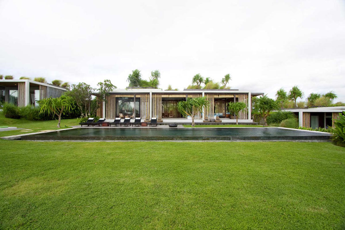 Garden, Tantangan Villa in Bali by Word of Mouth Architecture