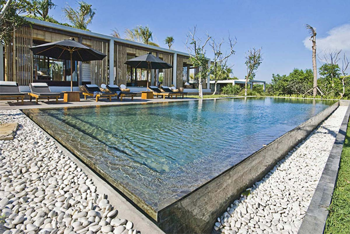 Swimming Pool, Tantangan Villa in Bali by Word of Mouth Architecture