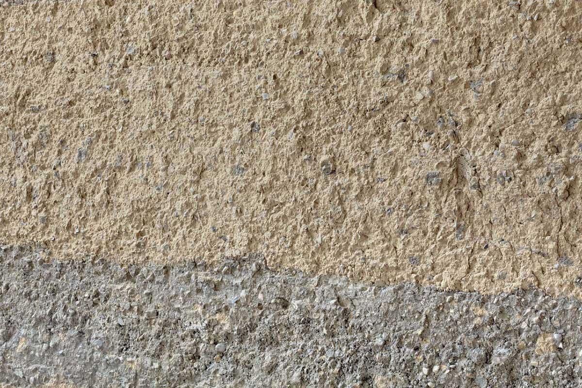 Wall Texture, Casa Prè de Sura in San Martino, Italy by Casati