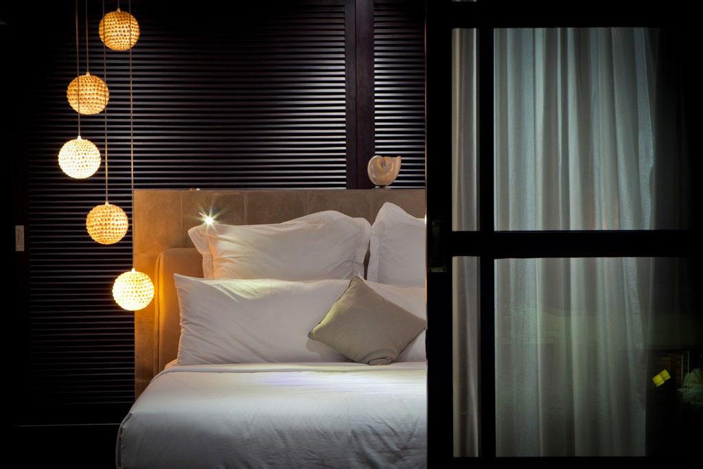 Bedroom Lights, Casa Hannah in Bali, Indonesia by Bo Design