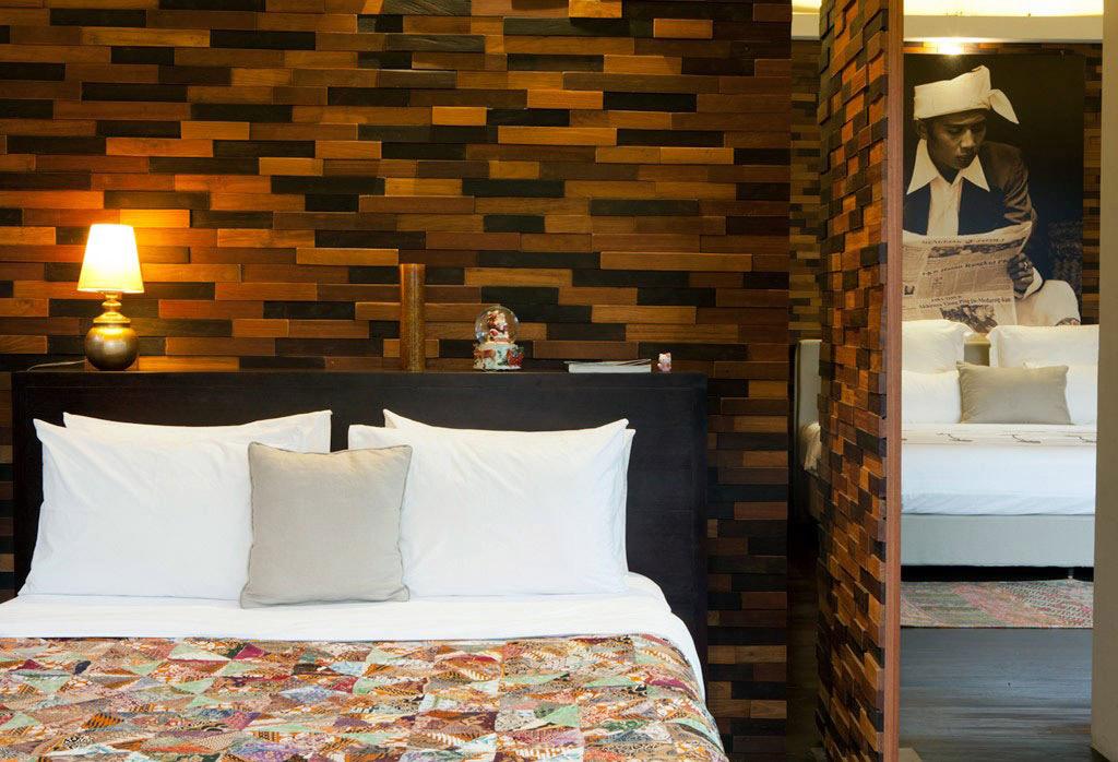 Bedroom, Casa Hannah in Bali, Indonesia by Bo Design