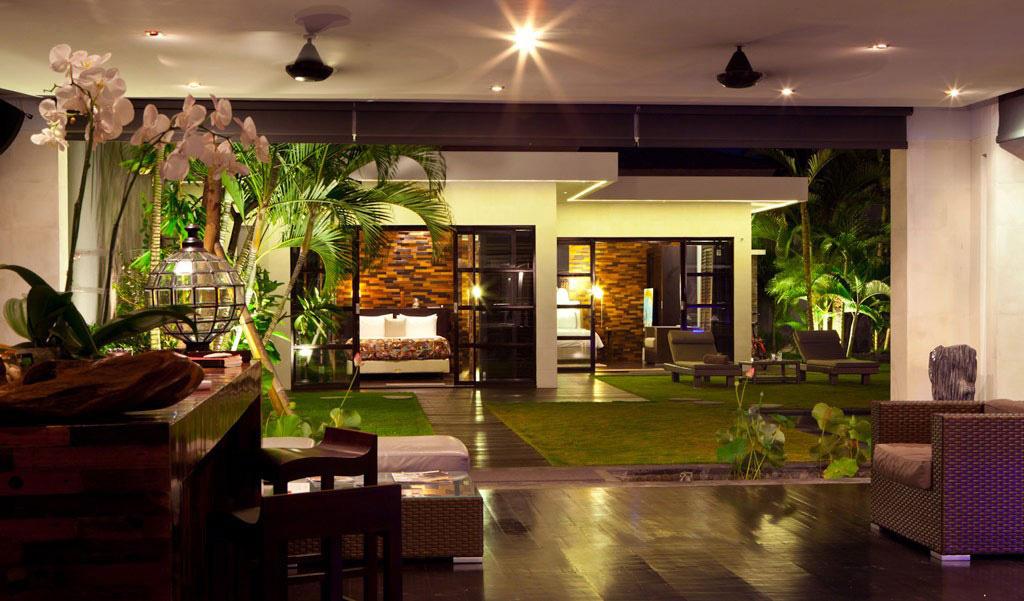 Open Plan Living, Casa Hannah in Bali, Indonesia by Bo Design