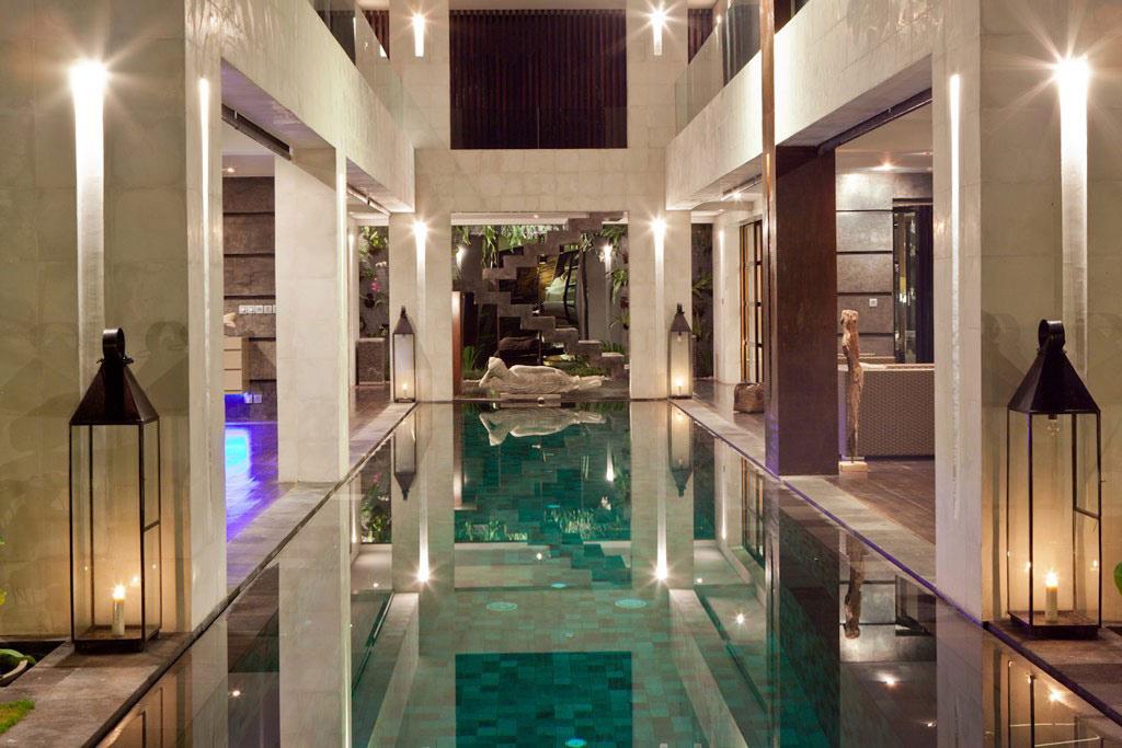 Swimming Pool, Casa Hannah in Bali, Indonesia by Bo Design