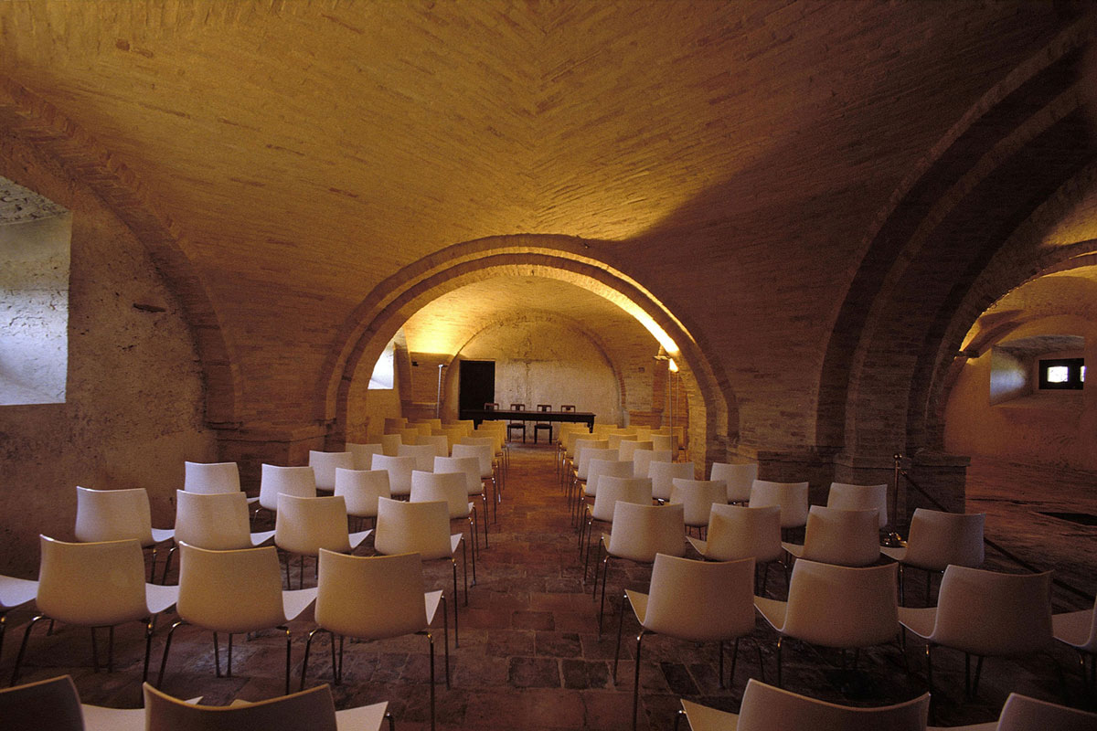 Conference Hall, Castello di Semivicoli Hotel in Casacanditella, Italy