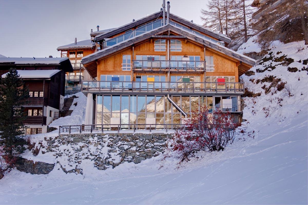 Heinz Julen Loft in Zermatt, Switzerland