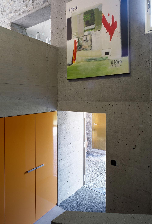 Art, Renovation in Chamoson, Switzerland by Savioz Fabrizzi Architecte