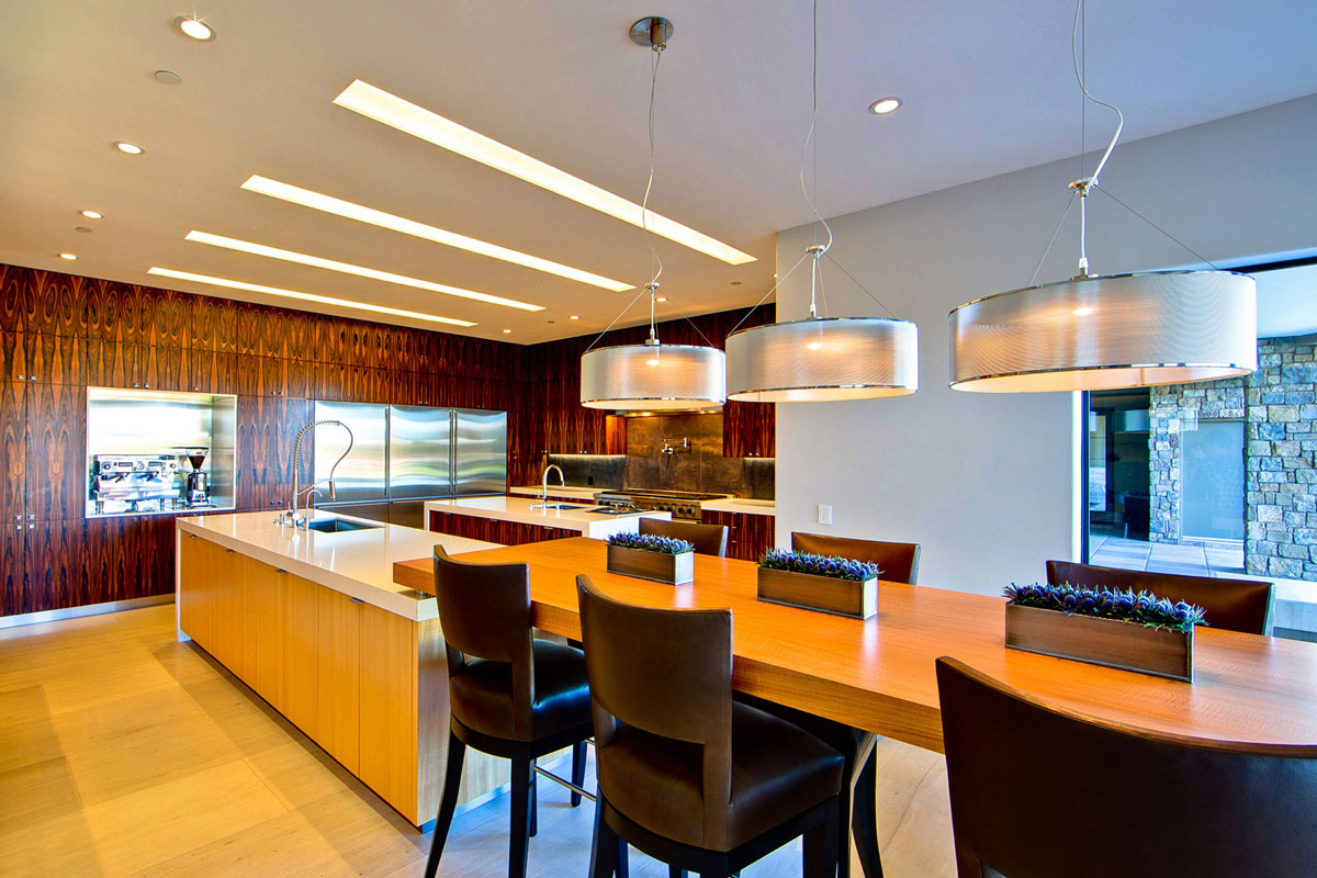 Double Kitchen Island Breakfast Bar Ironwood Estate in
