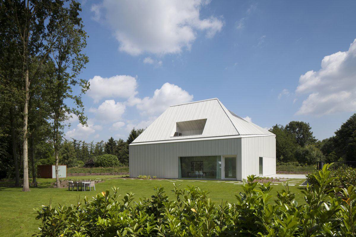 VMVK House in Sint-Katelijne-Waver, Belgium by dmvA