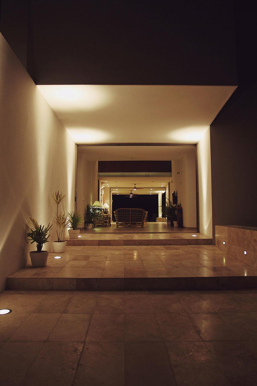 Steps, Lighting, Tuunich Kanab in San Bruno, Mexico by Seijo Peon Arquitectos