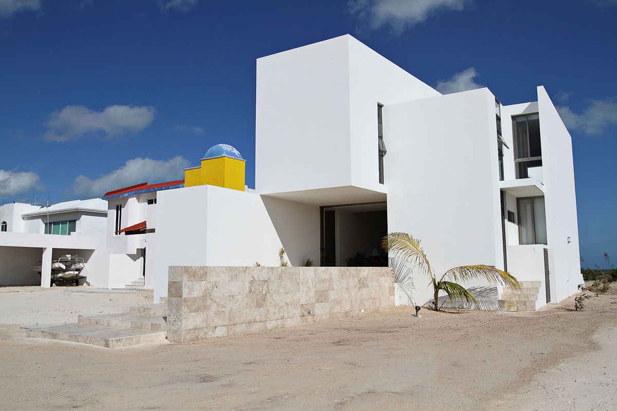 Tuunich Kanab in San Bruno, Mexico by Seijo Peon Arquitectos