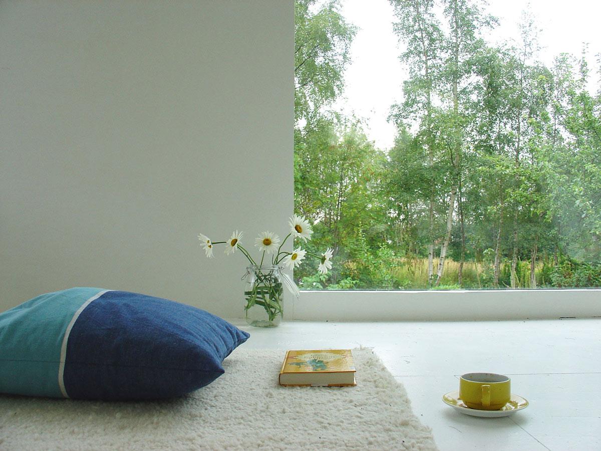 Living Space, Views, Casa Kolonihagen in Stavanger, Norway by Tommie Wilhelmsen