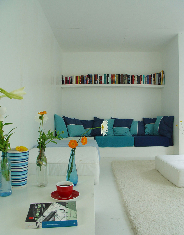 Seating, Living Space, Casa Kolonihagen in Stavanger, Norway by Tommie Wilhelmsen