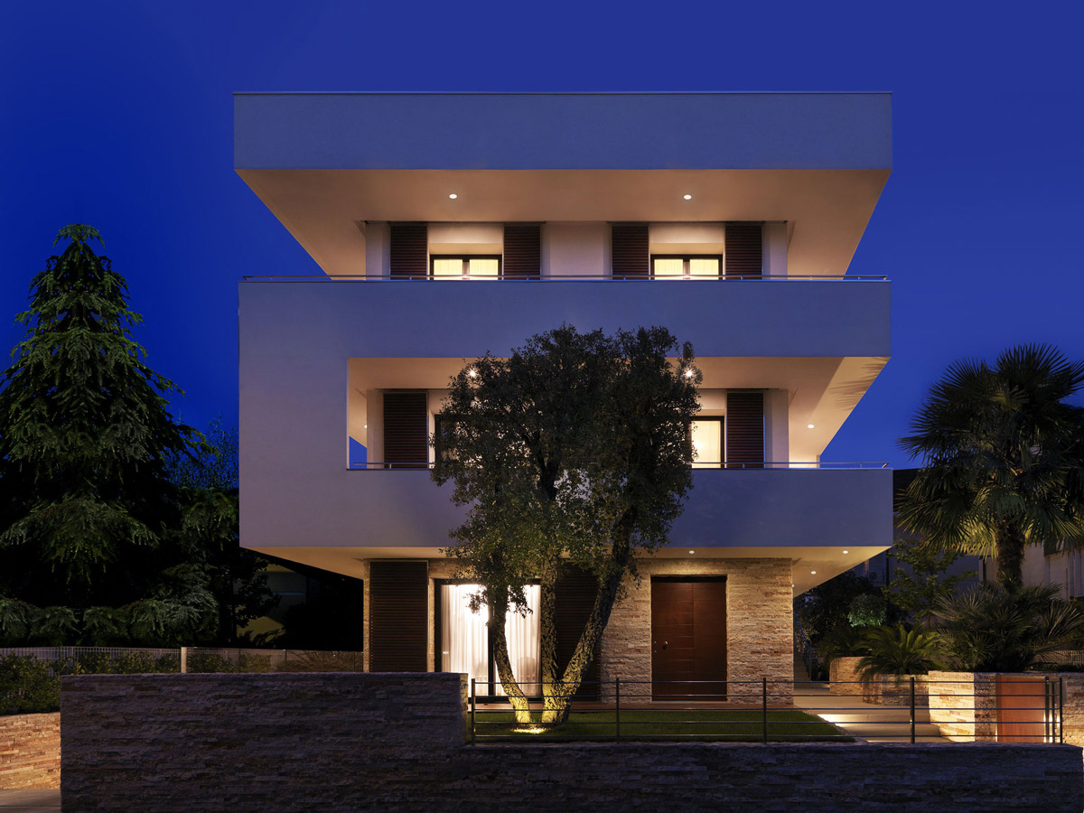 RGR House in Rimini, Italy by archiNOW!