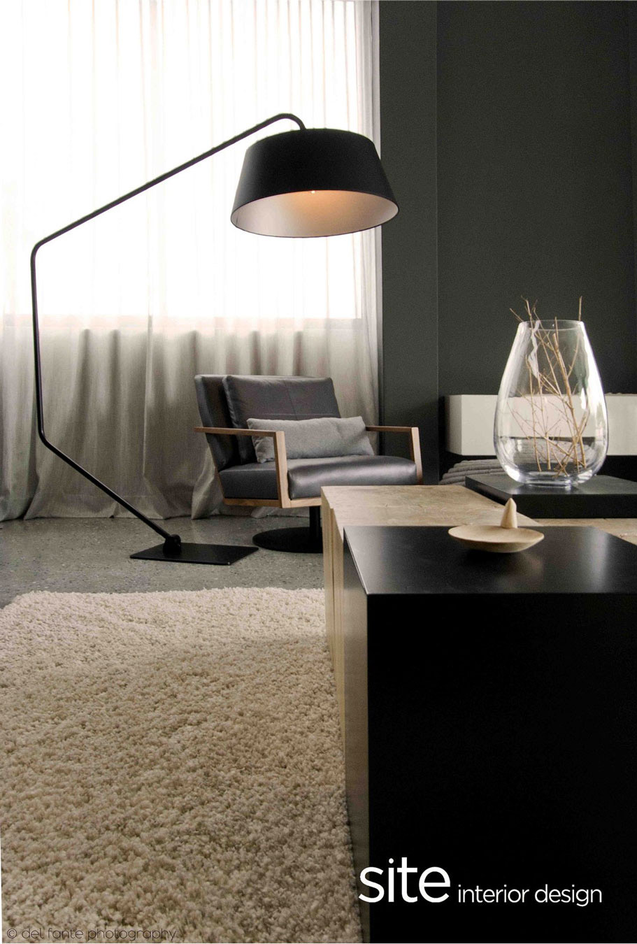 Rug, Lighting, Table, Aupiais House in Camps Bay, South Africa