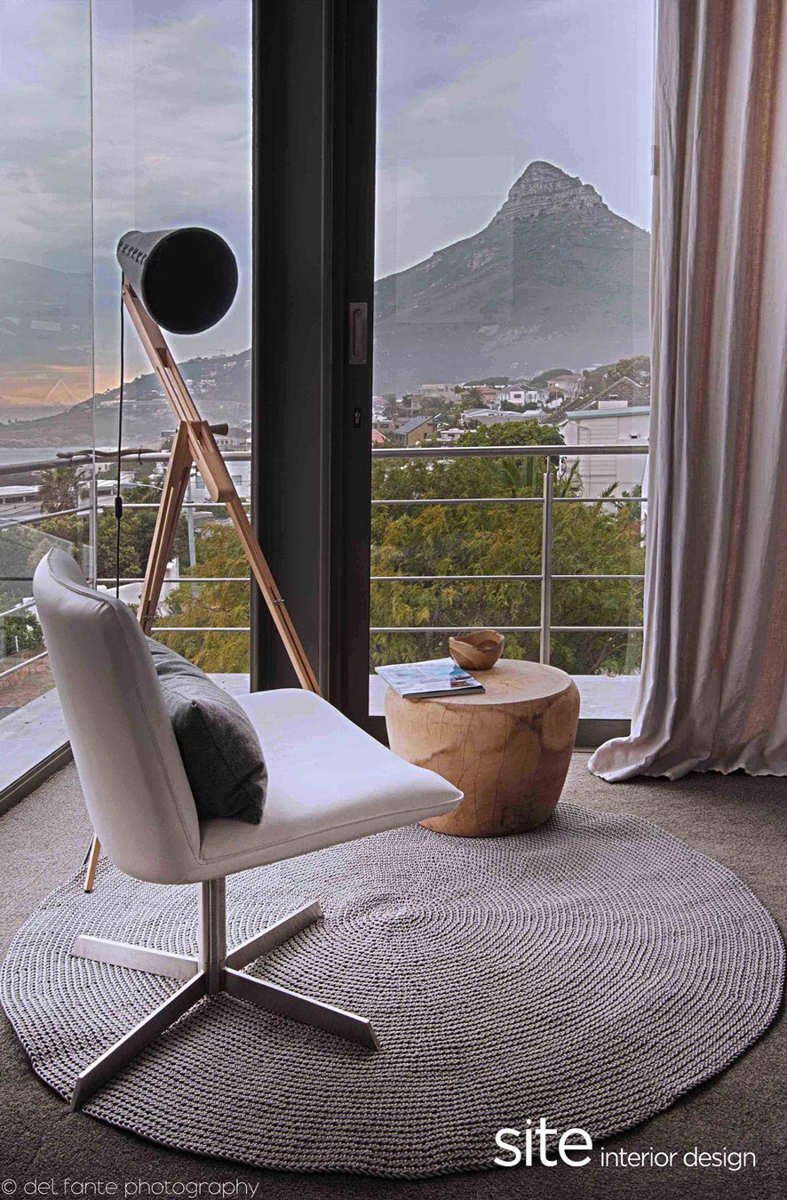 Views, Patio Door, Lighting, Aupiais House in Camps Bay, South Africa