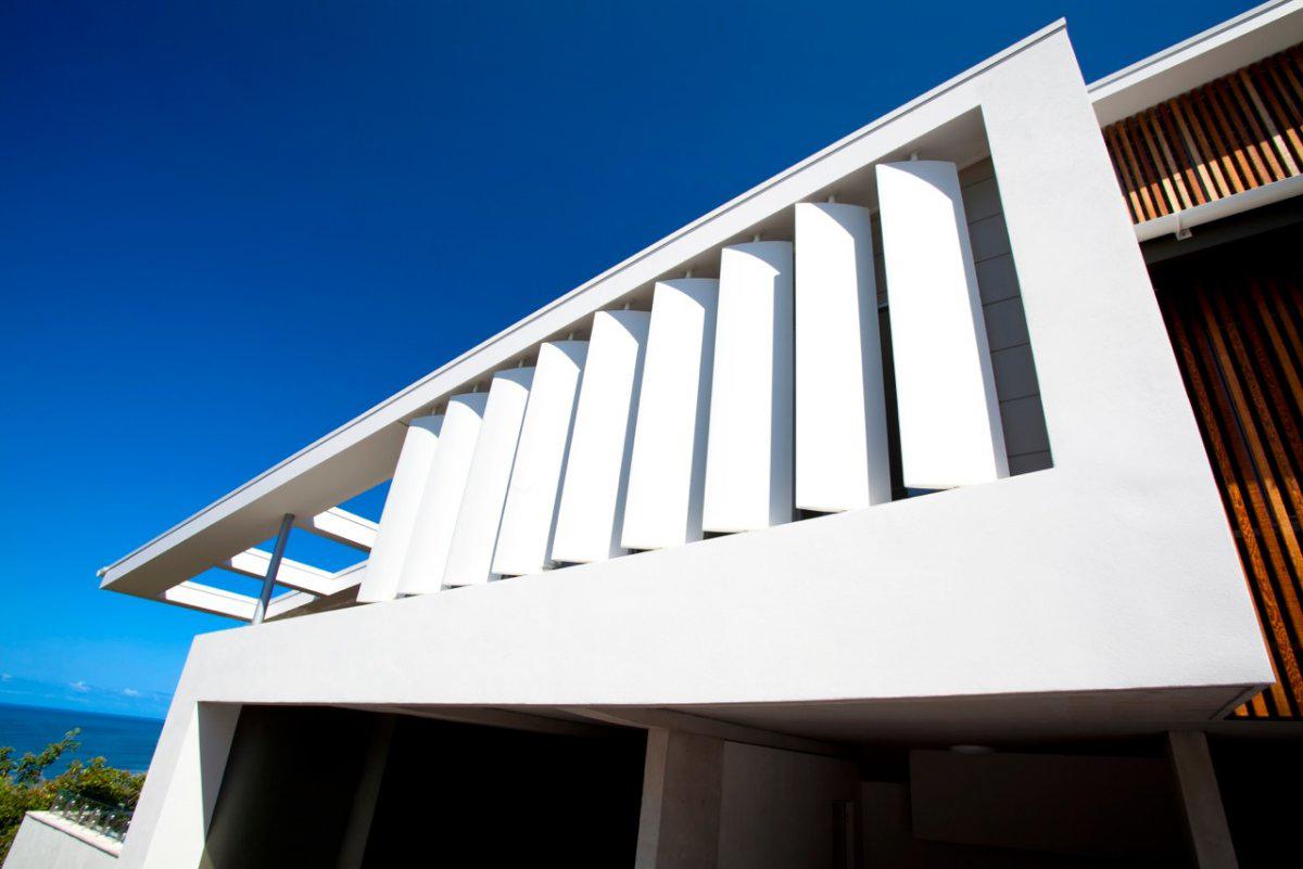 Architecture, Coolum Bays Beach House in Queensland, Australia