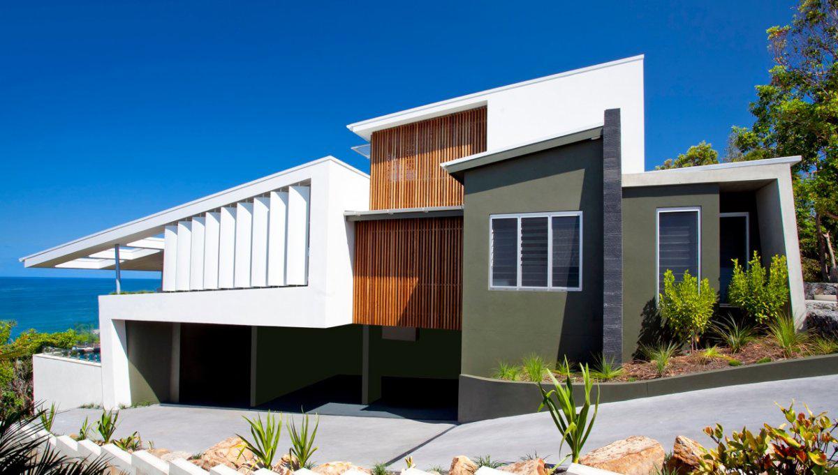 Coolum Bays Beach House in Queensland, Australia
