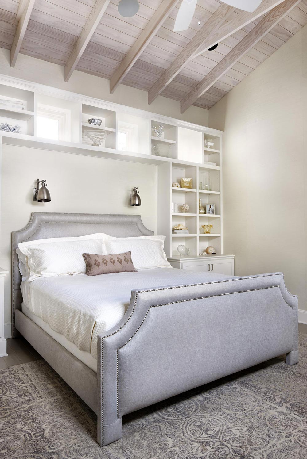 Bedroom, Hill Country Modern in Austin, Texas