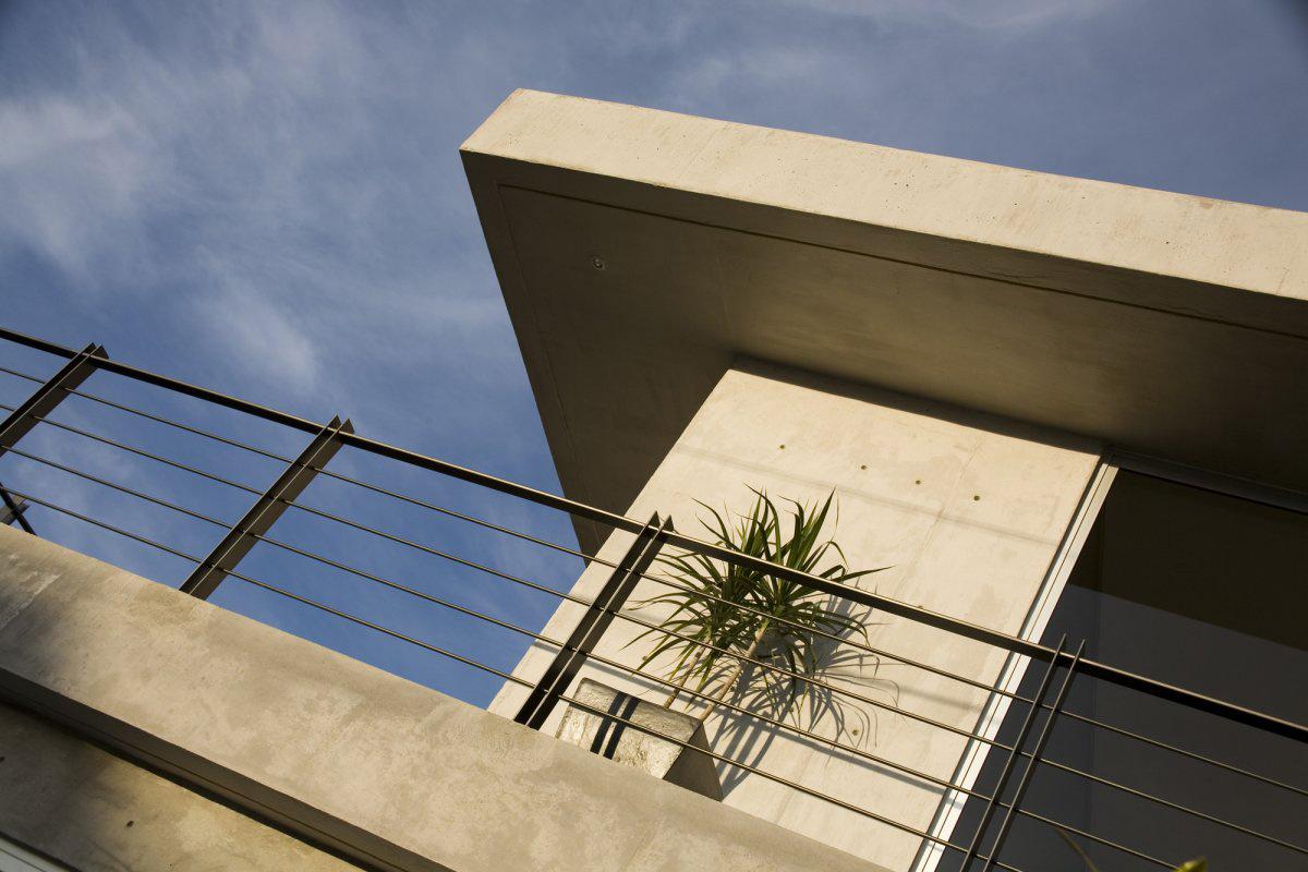 Metal Balustrading, GP House in Hidalgo, Mexico by Bitar Arquitectos