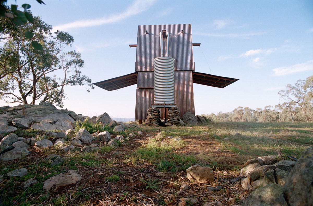 Mudgee tower new south wales australia by casey brown for Australian architecture
