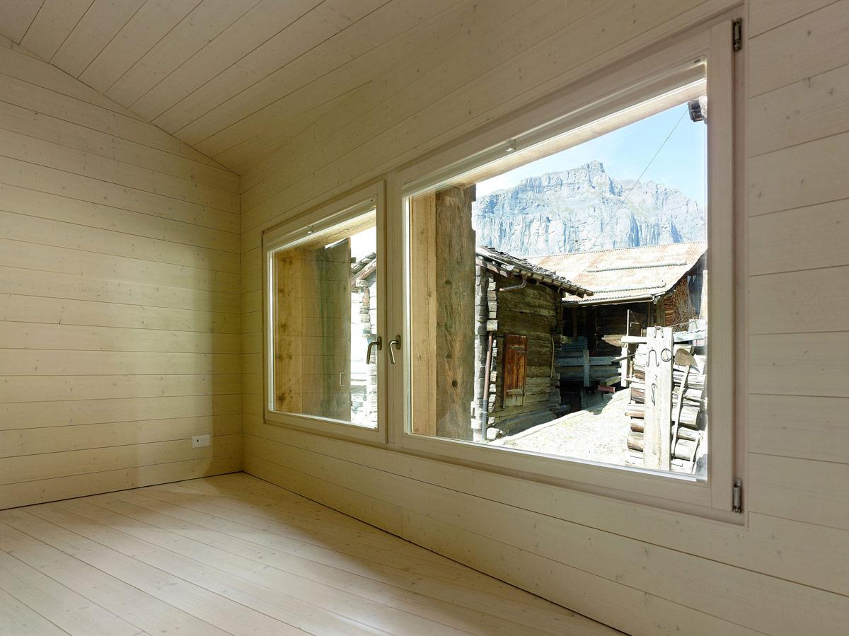 Mountain Views, Maison Cambolin by Savioz Fabrizzi Architecte