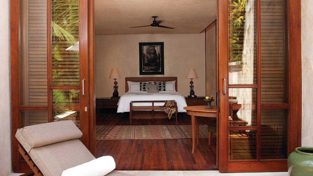 Bedroom, Four Seasons Resort Bali in Sayan, Bali