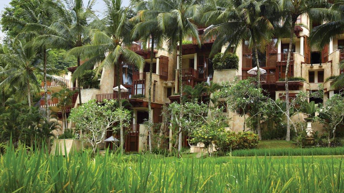 Rooms, Four Seasons Resort Bali in Sayan, Bali