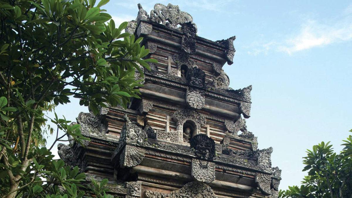 Temple, Four Seasons Resort Bali in Sayan, Bali