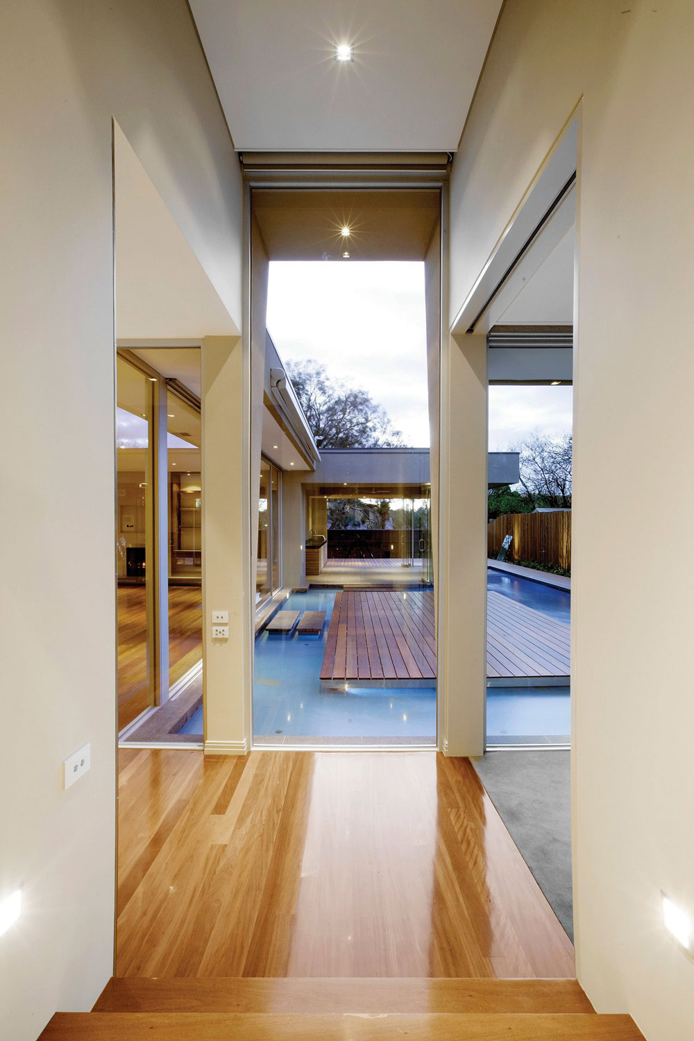 Glass Walls, Home in Canterbury, Australia