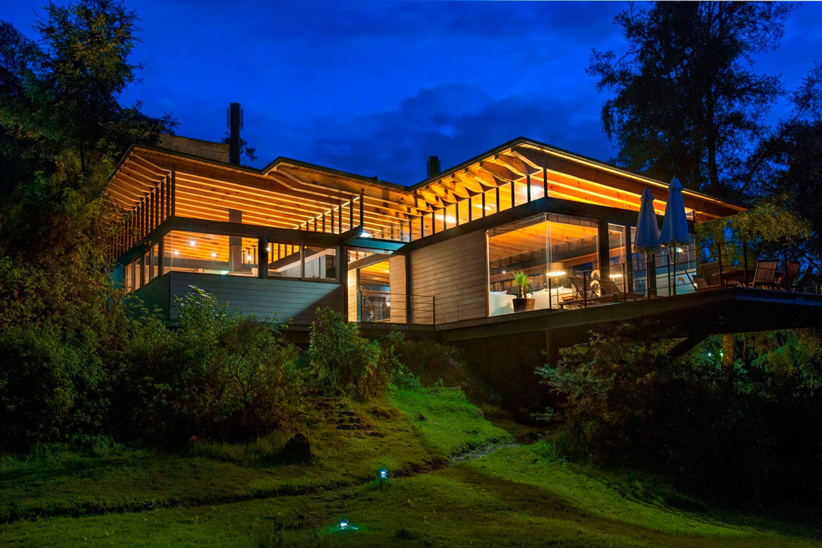Fabulous House in Valle de Bravo, Mexico