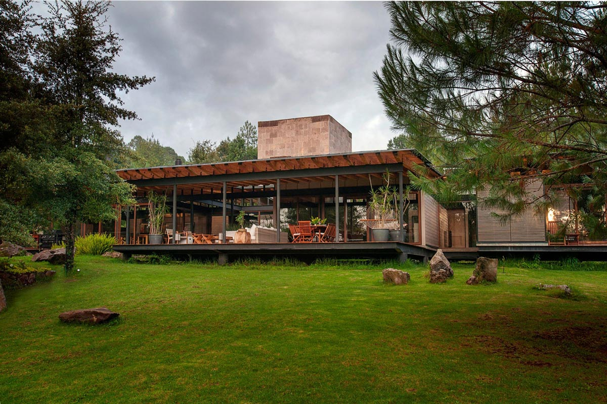 Fabulous House In Valle De Bravo Mexico