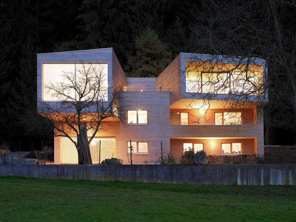 Modern Countryside House on Lake Constance, Austria