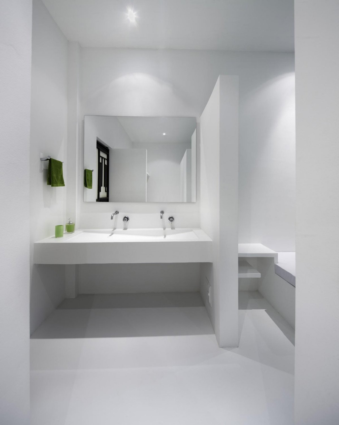 Bathroom, Modern House in Girardot, Colombia