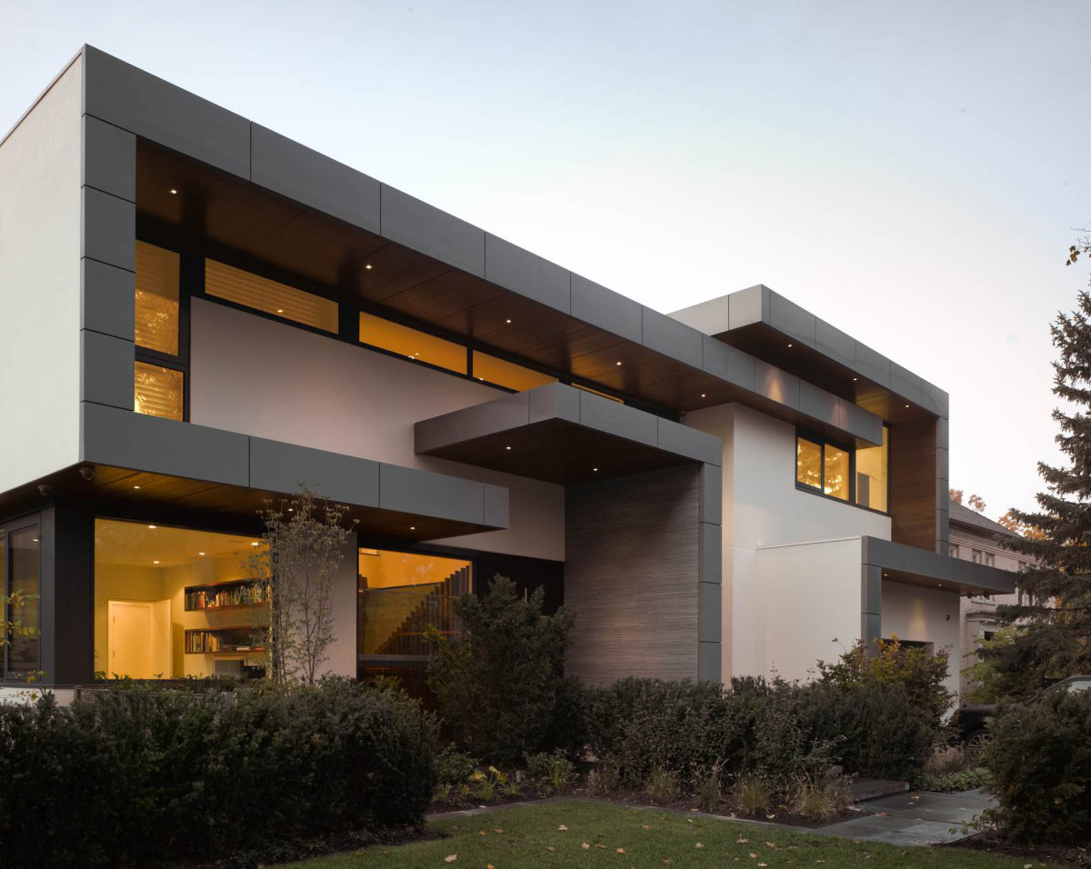 toronto residence description by belzberg architects designed for a