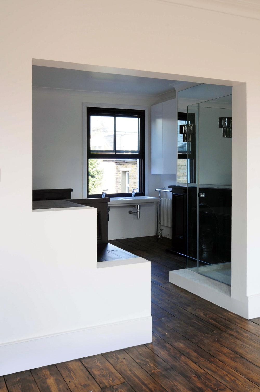 Bathroom, Modern Home in London by Bureau de Change Design Office