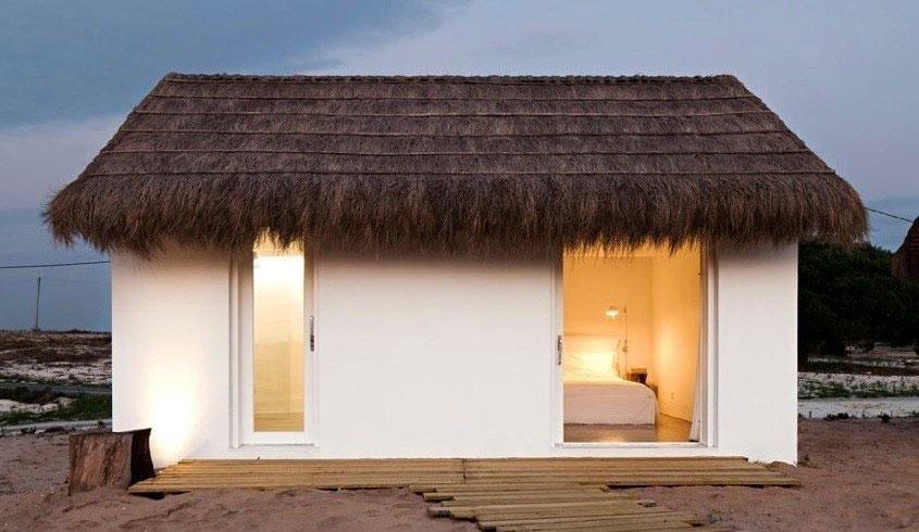 Bedroom Hut, Peaceful Retreat in Comporta, Portugal