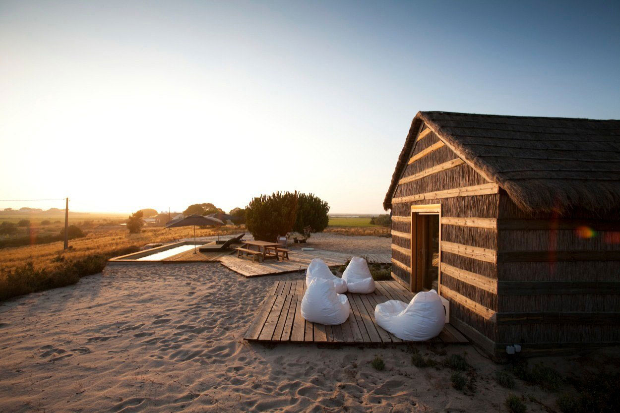 Hut, Peaceful Retreat in Comporta, Portugal