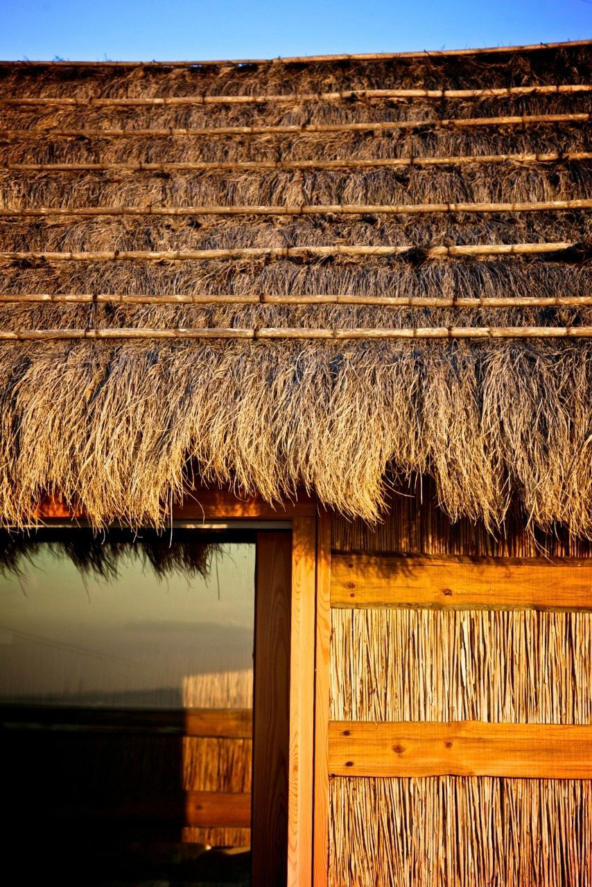 Hut, Detail, Peaceful Retreat in Comporta, Portugal
