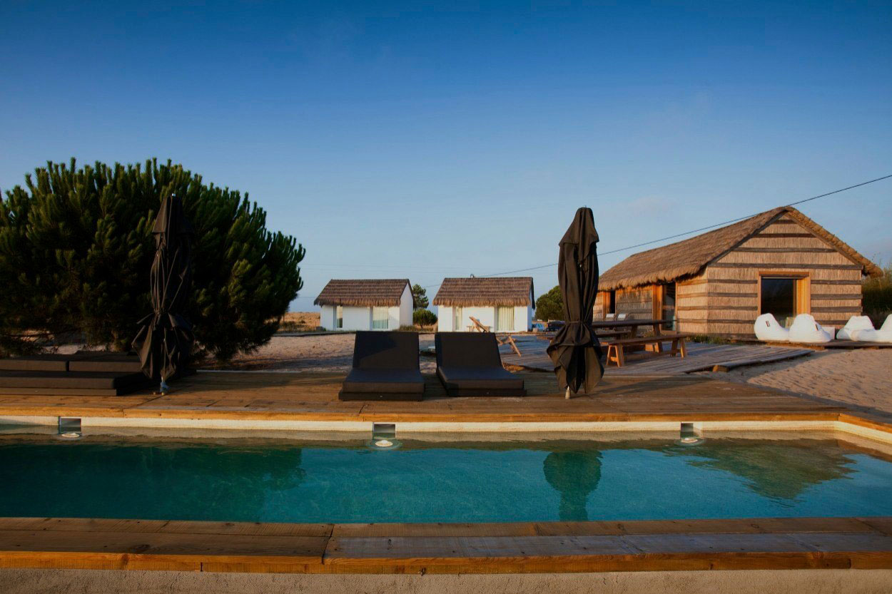 Pool, Hut, Peaceful Retreat in Comporta, Portugal