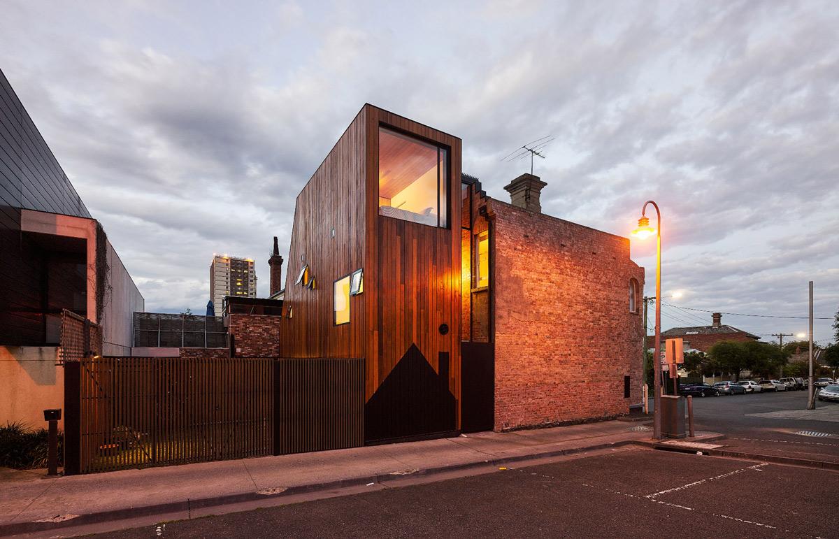 Two-Home Extension in Richmond, Australia