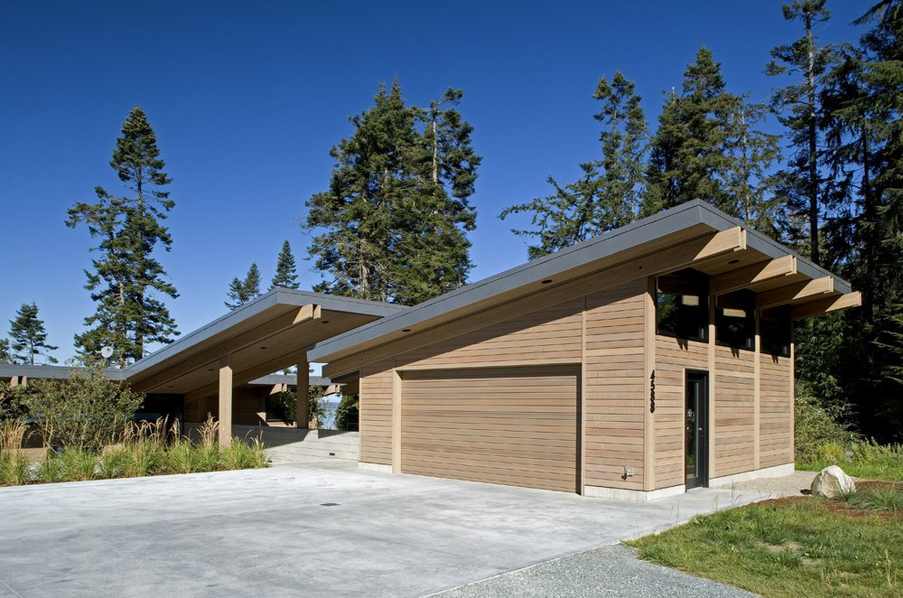 Garage, Whidbey Island Cabin with Exceptional Views
