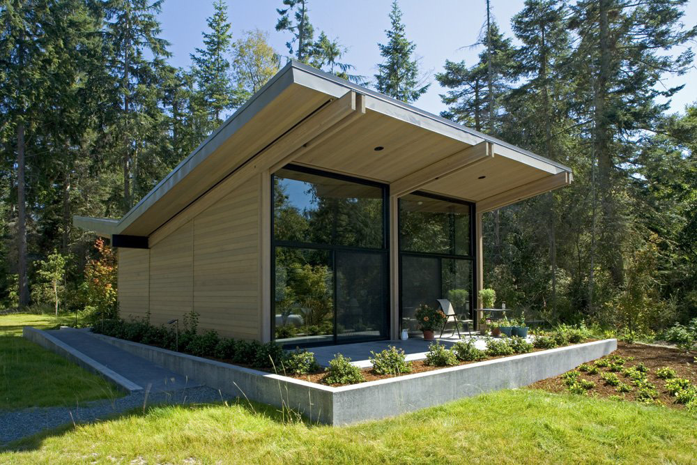 Guest House, Whidbey Island Cabin with Exceptional Views