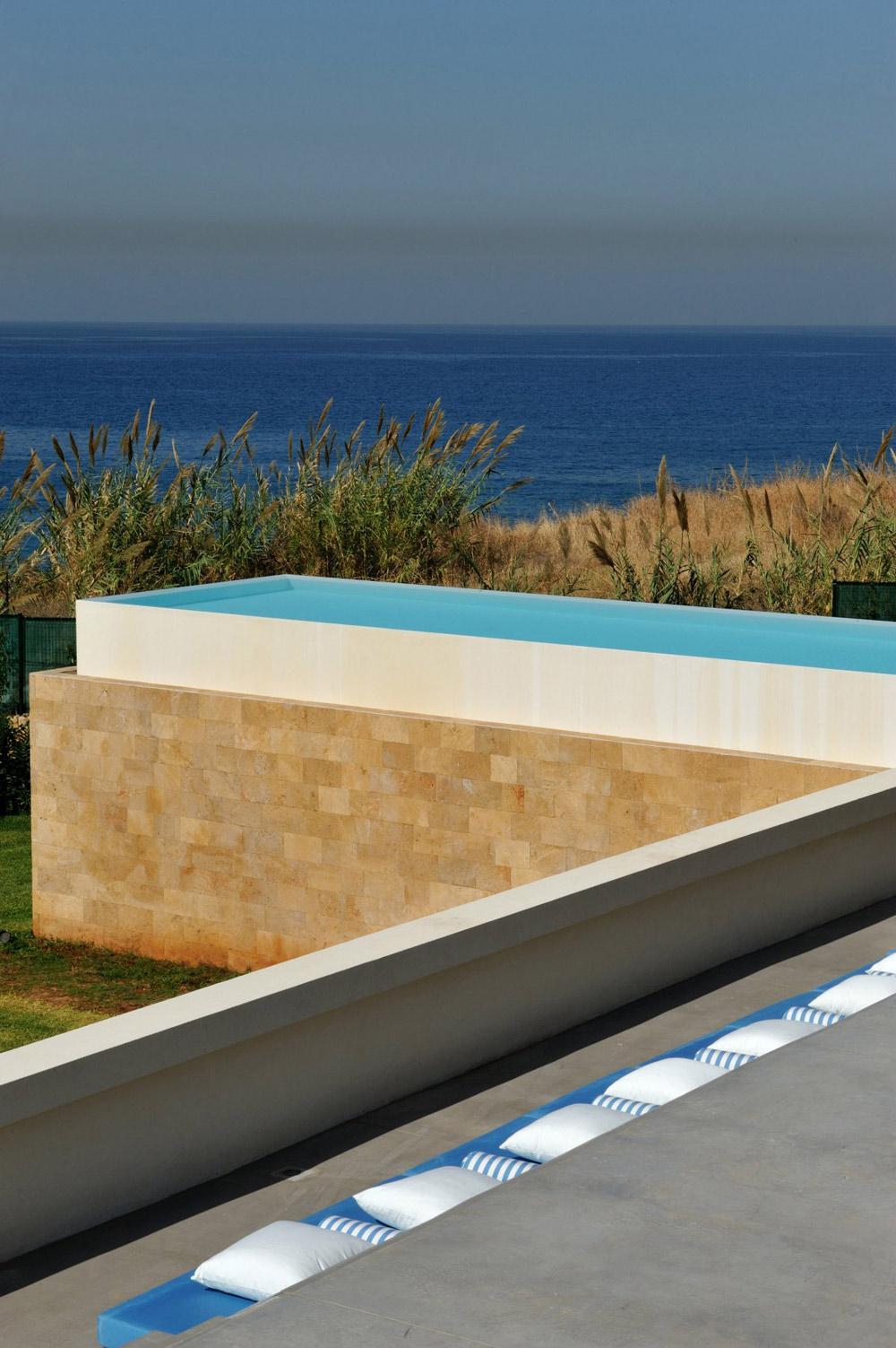 Ocean Views, Pool, Terrace, Striking Oceanfront House in Jbeil, Lebanon